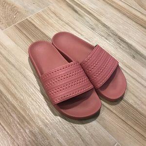 Slide Pink Sandals Women's Adidas Ash Shoes Adilette q6wYnxat
